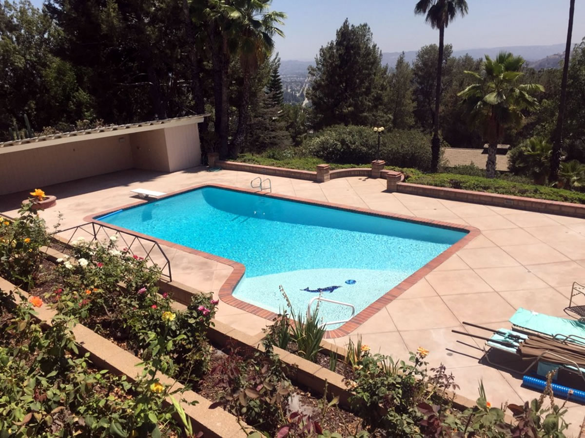 Southern California Pool Remodels 12