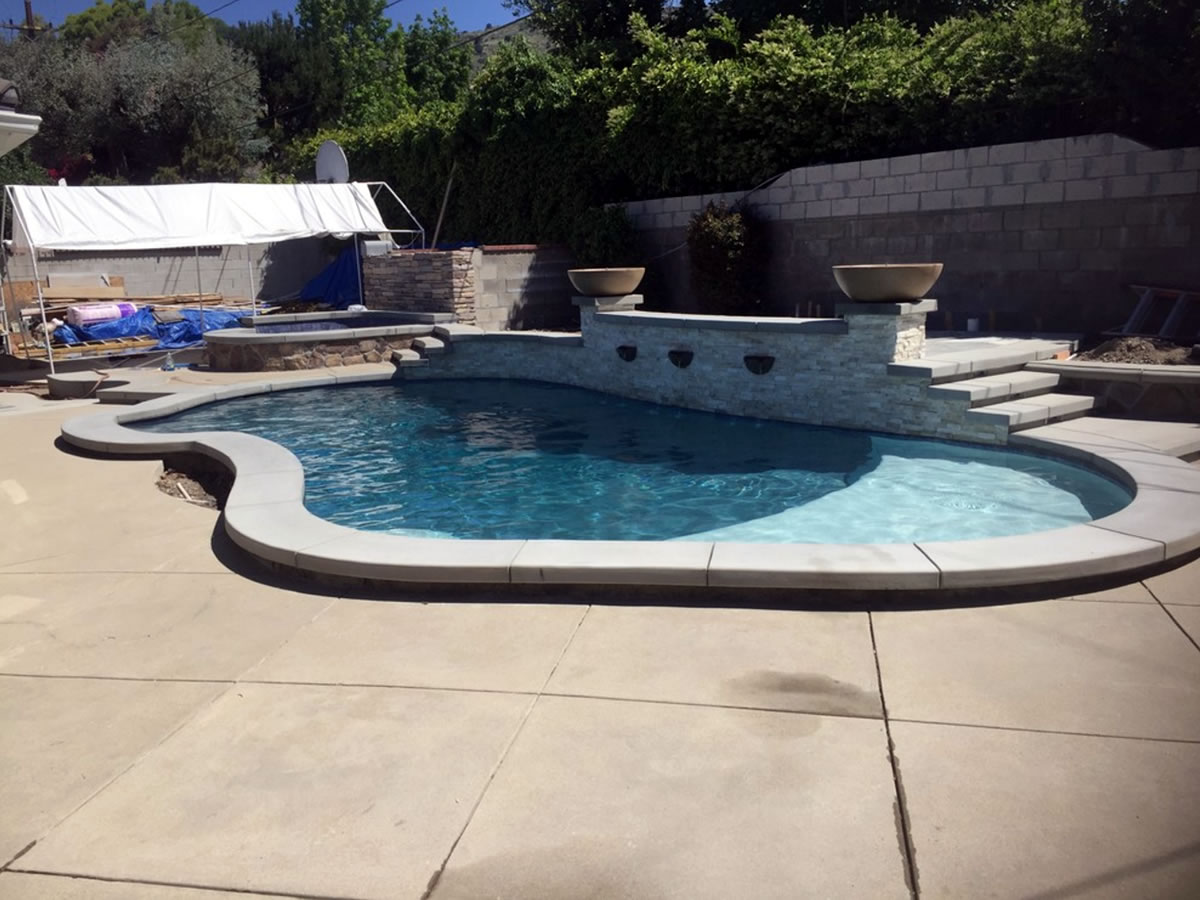 Southern California Pool Remodels 14