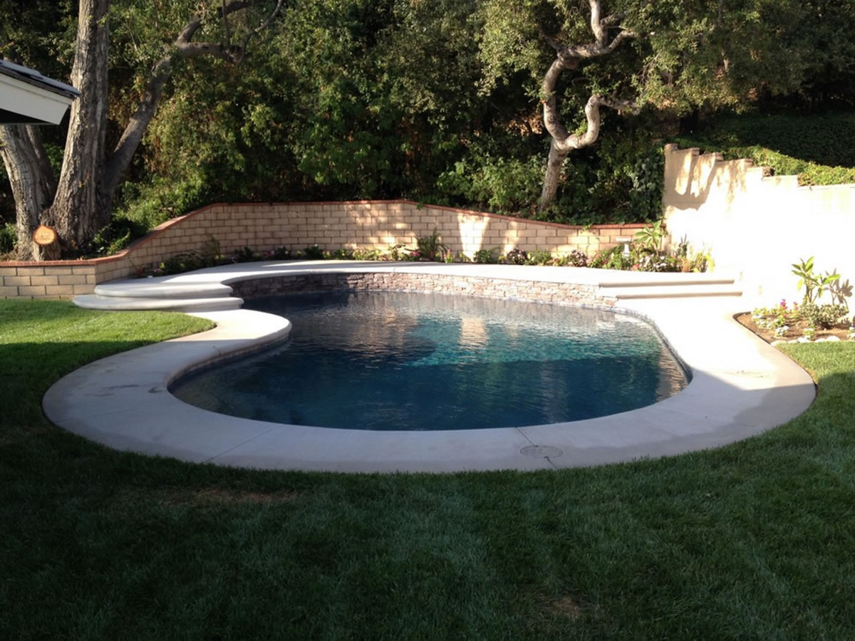 Southern California Pool Remodels 9