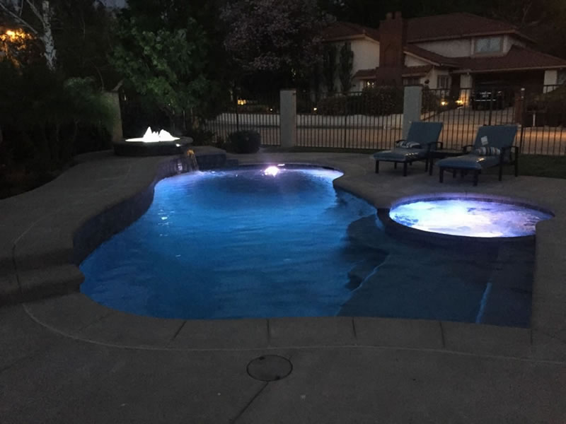 Southern California Pool Builder